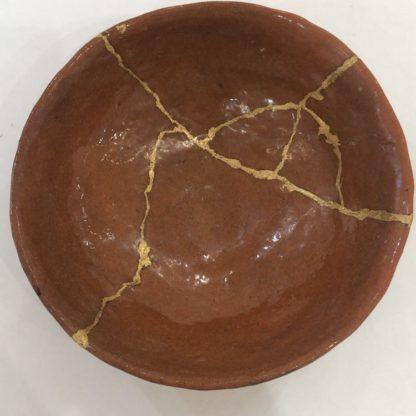 céramique kintsugi